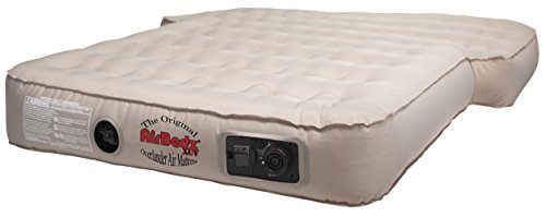 Pittman Outdoors PPI-TAN_XUV One Size Jeep, SUV and Crossover Vehicle Rear Seats Mattress (with Built-in Rechargeable Battery Air Pump)