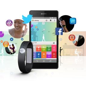 Lifelog Android app that automatically records your physical, social and entertainment activities