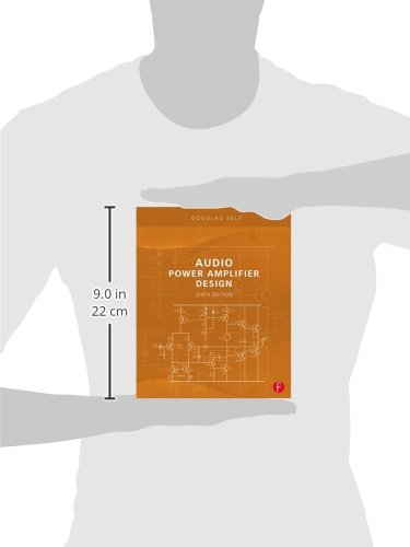 Audio Power Amplifier Design, Sixth Edition by Brand: Focal Press (Image #2)