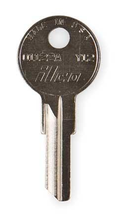 Key Blank, Brass, Yale Lock, PK10