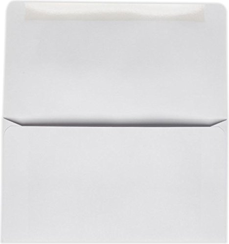 6 1/4 Remittance Envelopes (3 1/2 x 6 Closed) - 24 lb. Bright White (50 Qty.) Envelopes Store