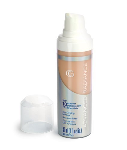 CoverGirl Advanced Radiance Age- Defying Makeup - Soft Honey (155) - 2 - Defying Advanced Radiance Age Makeup
