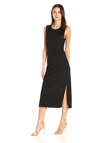 BCBGeneration Women's Slip Dress, Black, XS