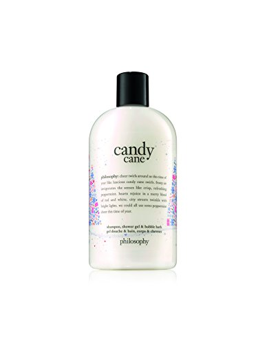 Philosophy Candy Cane Shower Gel, 16 Ounce ()