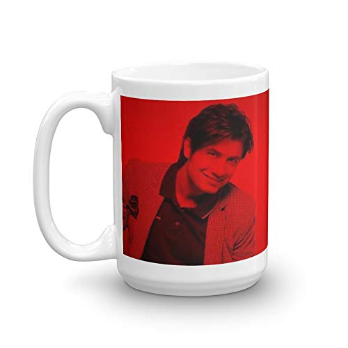 Ali Zafar - Celebrity. 15 Oz Mugs Makes The Perfect Gift For Everyone. 15 Oz Classic Coffee Mugs, C-handle And Ceramic Construction
