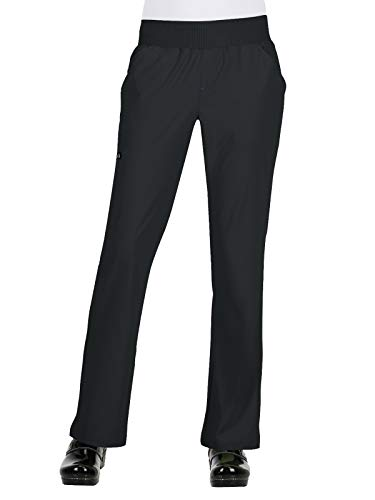 (KOI Basics Women's Laurie Scrub Pant Black MP)