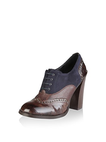 Abotinados Arlette Antracita Mujer Marrón 19V69 Zapatos qB0afZ