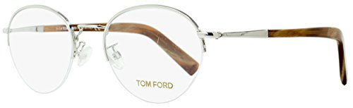 Tom Ford Eyeglasses TF 5334 Eyeglasses 018 Silver and brown horn - Tom Clothes Ford Buy