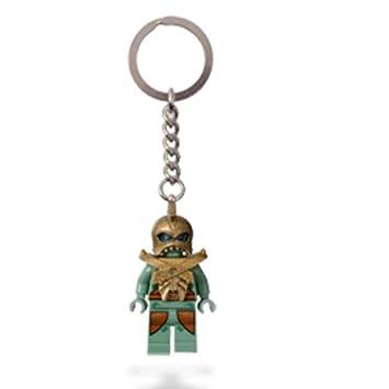 LEGO Atlantis: Portal Emperador Llavero: Amazon.es: Juguetes ...