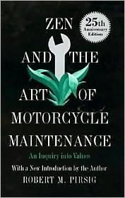 Zen and the Art of Motorcycle Maintenance Publisher