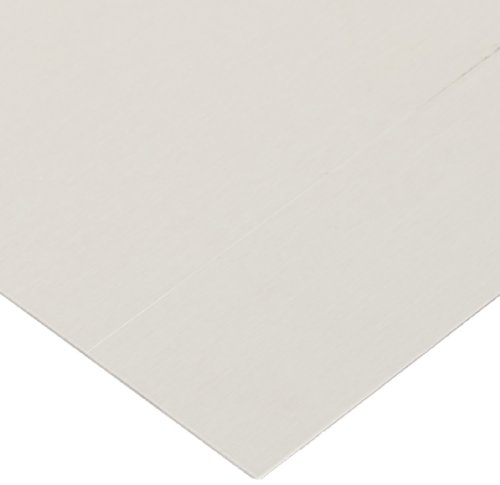 5052 Aluminum Sheet, Unpolished (Mill) Finish, H32 Temper, Meets ASTM