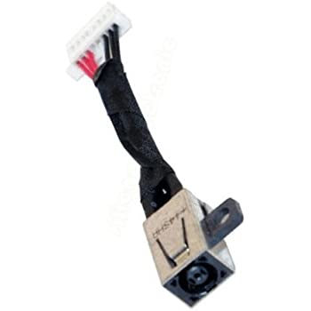 AC DC Power Jack Cable Connector FOR Dell 15 5565 5000 BAL30 DC30100YN00