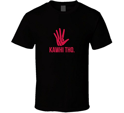 Kawhi Though Leonard Toronto Basketball Hand Claw T Shirt L Black