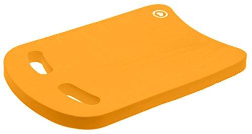 (VIAHART Adult Swimming Kickboard (Orange, Pack of 1) )