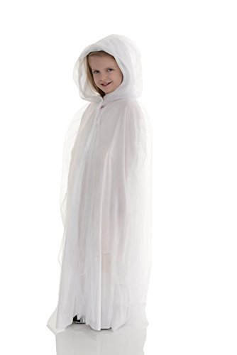 Children's Ghost Cape Costume -
