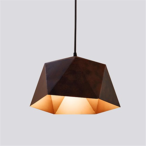 Colored Drum Pendant Lights in US - 9