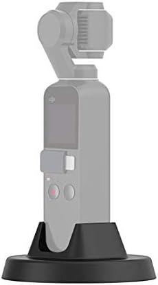 DJI OSMOポケット用, DJI Osmo Pocket用USB-C/Type-Cドックデスクトップ充電ベースブラケット(ブ