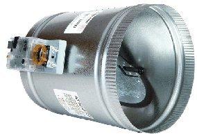 (6 URD | EWC Controls | Round Damper | 6 URD ROUND MOTORIZED DAMPER)