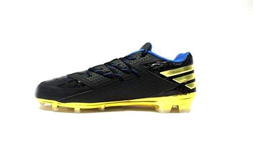 Adidas Mens Sm Freak X Carbon Tacchetti Calcio Basso Nero / Oro Metallizzato / Brillante Reale