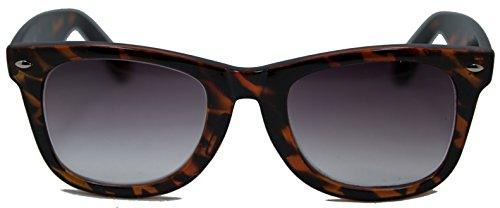 In Style Eyes EyeCool, Classic Wayfarer Full Reader Sunglasses. Not BiFocals/Tortoise/1.50 Strength