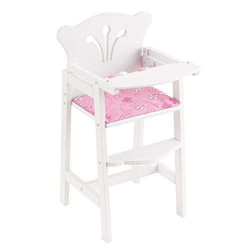 (KidKraft Lil' Doll High Chair )