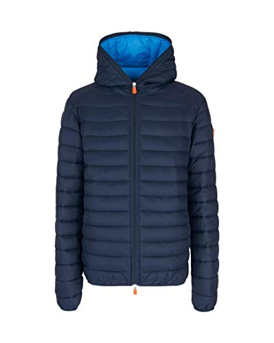 Jacket The Track Black Duck Men's Save Blue xUqPIqw