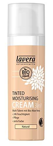 Lavera Tinted Moisturising Cream 3in1, Natural, 1 Ounce -