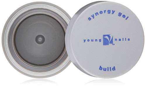 Young Nails Synergy Building Gel, Clear (Gel Young)
