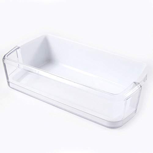 - Samsung DA97-07542A Refrigerator Door Bin Genuine Original Equipment Manufacturer (OEM) Part