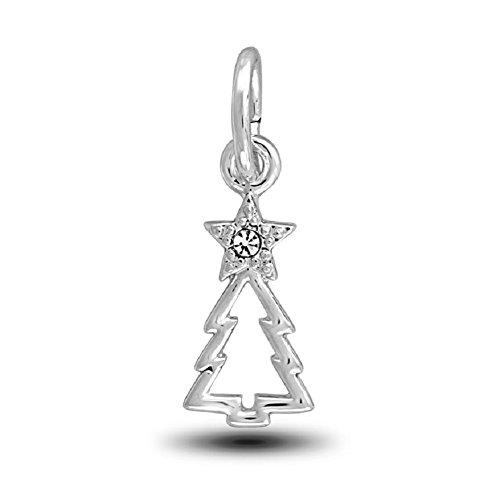 "DaVinci Bead Inspirations ""Christmas Tree"" Petite - Jewelry Dangle DBI168-2"