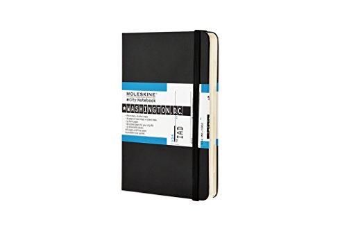 Moleskine City Notebook Washington DC