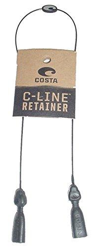 Costa Del Mar C-Line Ultra Thin Retainers, 13