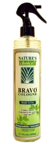 ShearPrecision Nature's Choice Bravo Pet Cologne by Nature's Choice