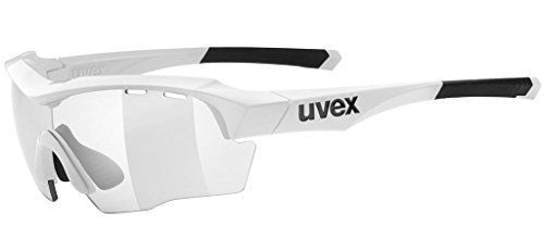 Uvex Sportstyle 104 Sunglasses White, One Size - Men's by Uvex