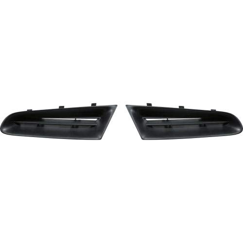 """RENAULT CLIO 05-09 FRONT BUMPER PRIMED WITH FOG HOLES NOT FOR CAMPUS 15/"""" wheels"""