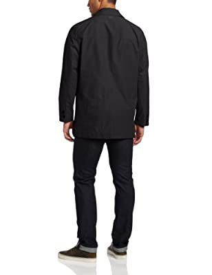 Calvin Klein Men's Single-Breasted Walker Coat