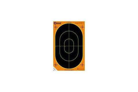Caldwell Orange Peel Oval Target 9