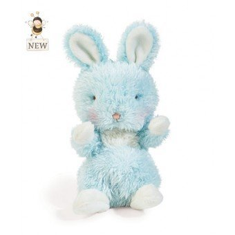 - Bunny By The Bay Wittle Spring Bunny - Blue