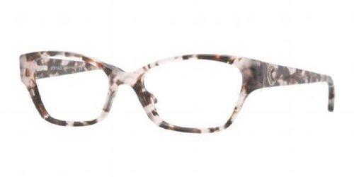 Versace Eyeglasses VE 3172 PINK 999 - Cat Eye Versace Glasses