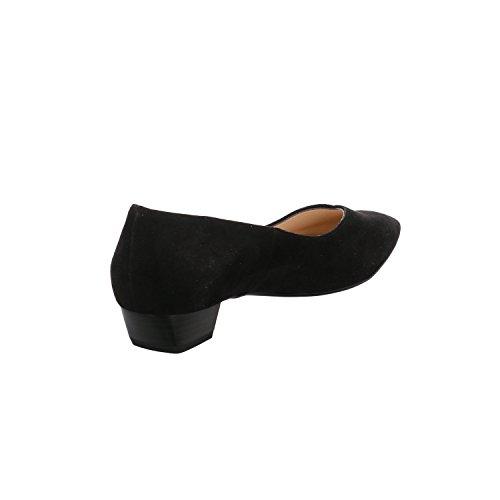 vestir Zapatos negro mujer para de Kaiser Peter 6PxwFq8q
