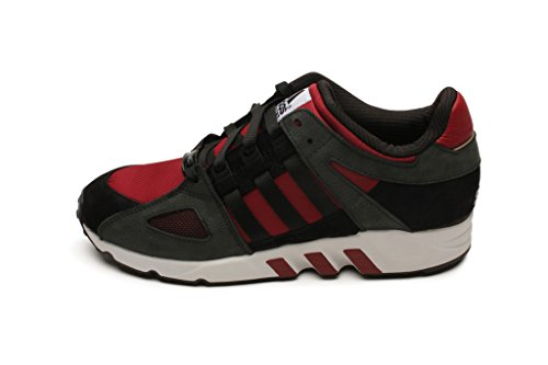 adidas Mens Equipment Running Guidance 93 Black/RUSRED B24773 14