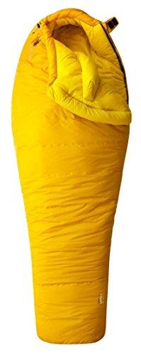 Mountain Hardwear Lamina Z Blaze -15 Sleeping Bag – Inca Gold Regular Left Zip For Sale
