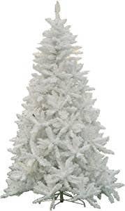 immagine albero di natale bianco