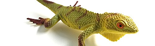 12pcs/Lizards Reptile Simulation plastic forest wild animal model toys ornaments Lifelike PVC figurine home decor Gift For Kids