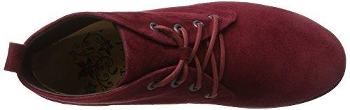 73 rojo Desert mujer para Anni Cranberry rojo Botas ¡Pensar 73 Cranberry 6xvqRnfWw