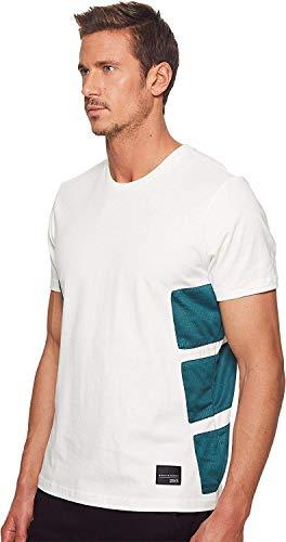 Originals T Eqt Bold large X shirt White Core Adidas Men's ZxAUqnwUa