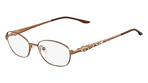 Eyeglasses MARCHON TRES JOLIE 149 234 BROWN SIERRA from MarchoNYC