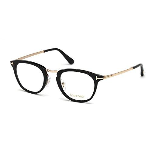 Lunettes de Vue Tom Ford FT 5466 SHINY BLACK unisexe