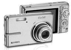 Kodak EasyShare M893 IS Silver