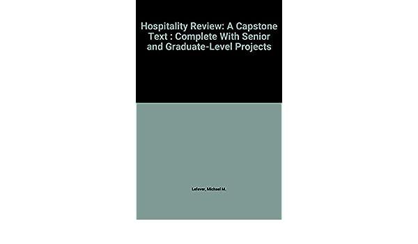 graduate level book review